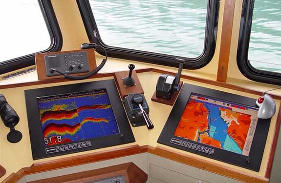 VarTech Marine Environment Application