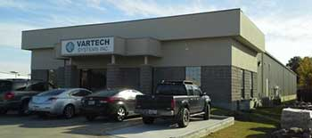 VarTech Sales Office in Baton Rouge, Louisiana