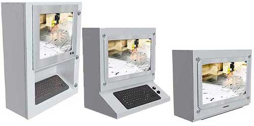Fully Sealed Workstations