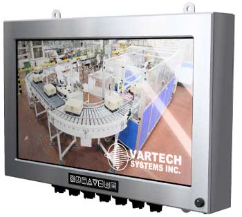 ToughStation Stainless Steel Widescreen with Mounting Tabs