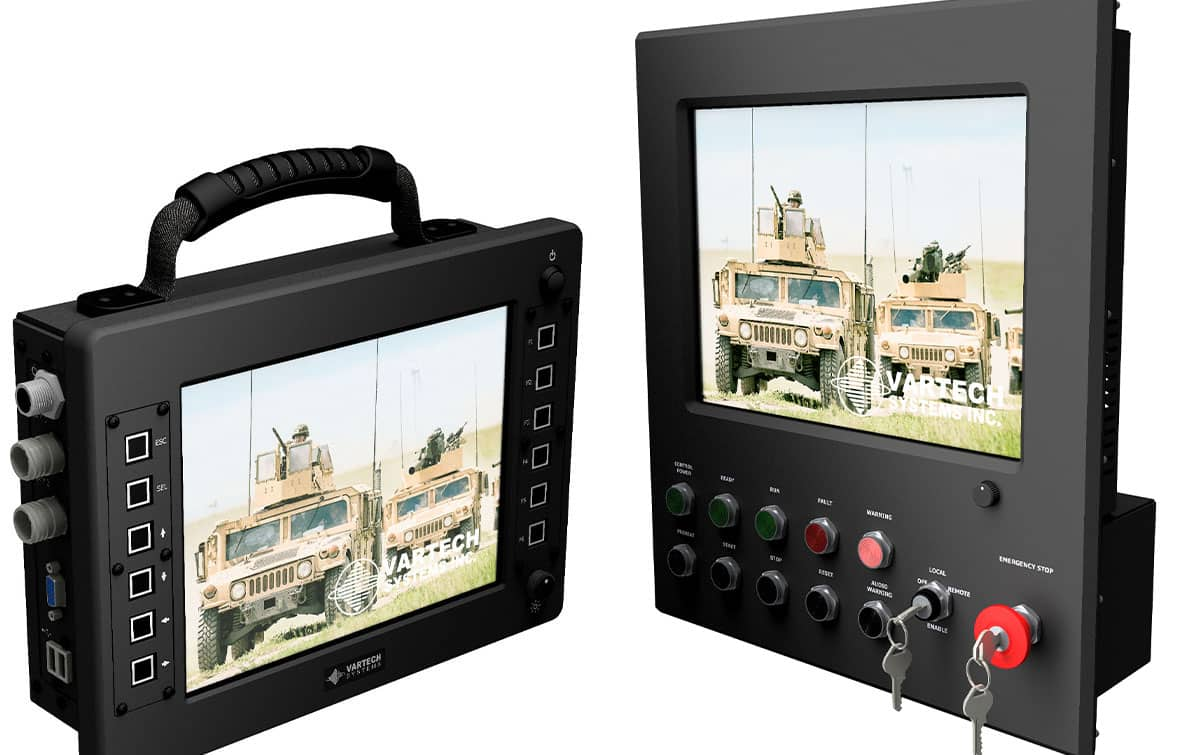Custom HMI Monitors