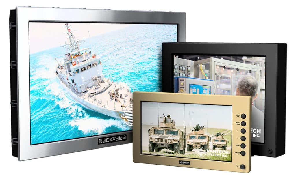 Industrial Display Products