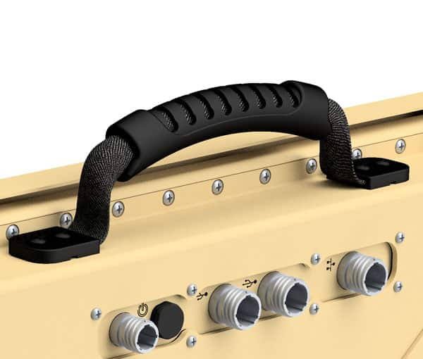 Rugged Carrying Handle